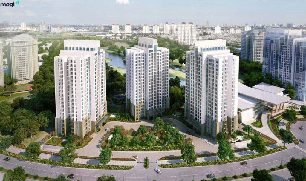 CBRE: Giá chung cư tăng 4-6% trong 2021 kintetrithuc.vn