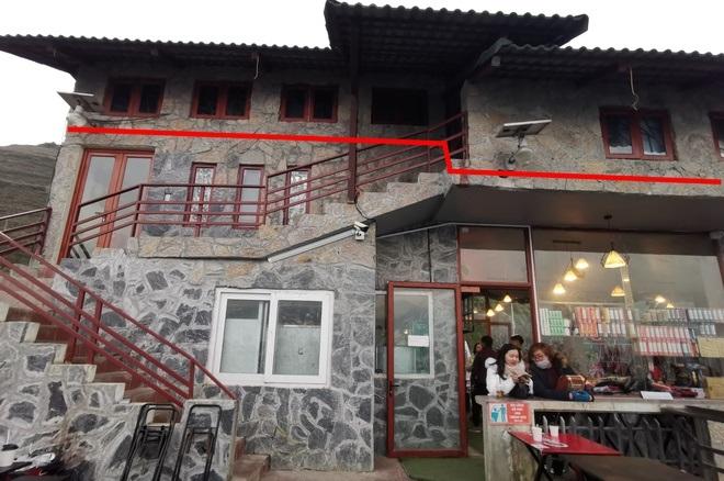 Công trình Mã Pì Lèng Panorama còn gần 100 m2 sàn chưa phá dỡ kinhtetrithuc.vn 1