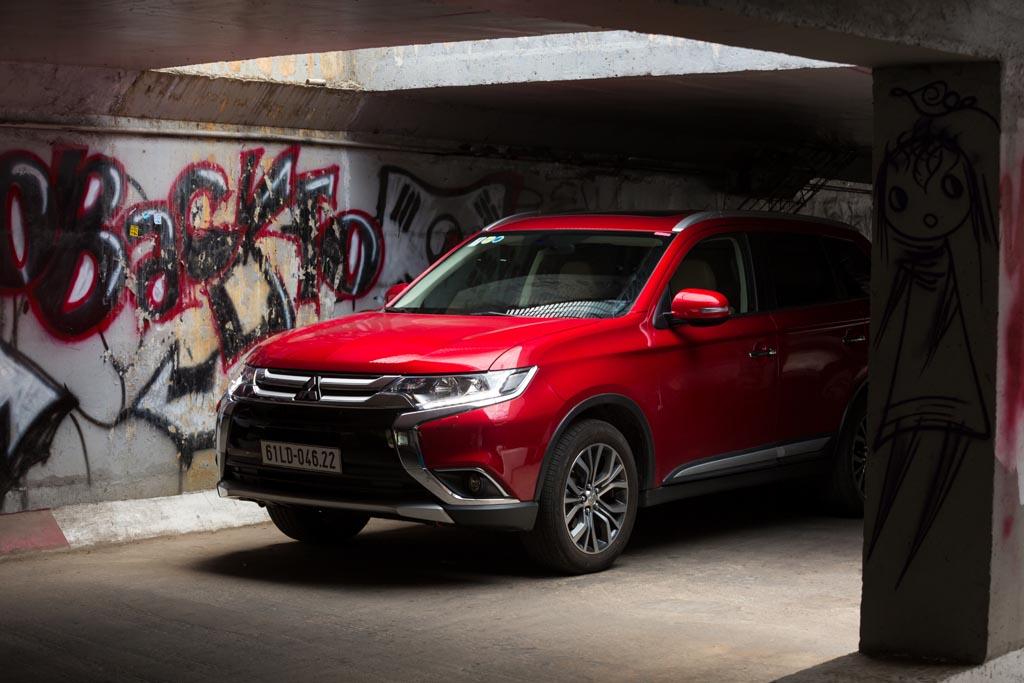Mitsubishi Việt Nam triệu hồi Xpander và Outlander kinhtetrithuc.vn