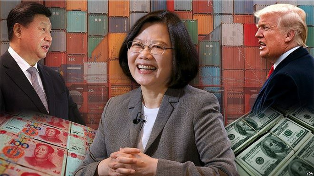 """Ngoại trưởng Mỹ tháo gỡ tất cả giới hạn """"tự đặt ra"""" trong quan hệ với Đài Loan kinhtetrithuc.vn 1"""