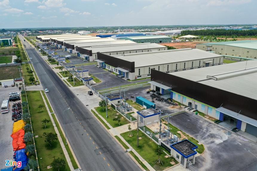Nhà xưởng, kho lạnh khu công nghiệp dự báo tăng nóng kinhtetrithuc.vn