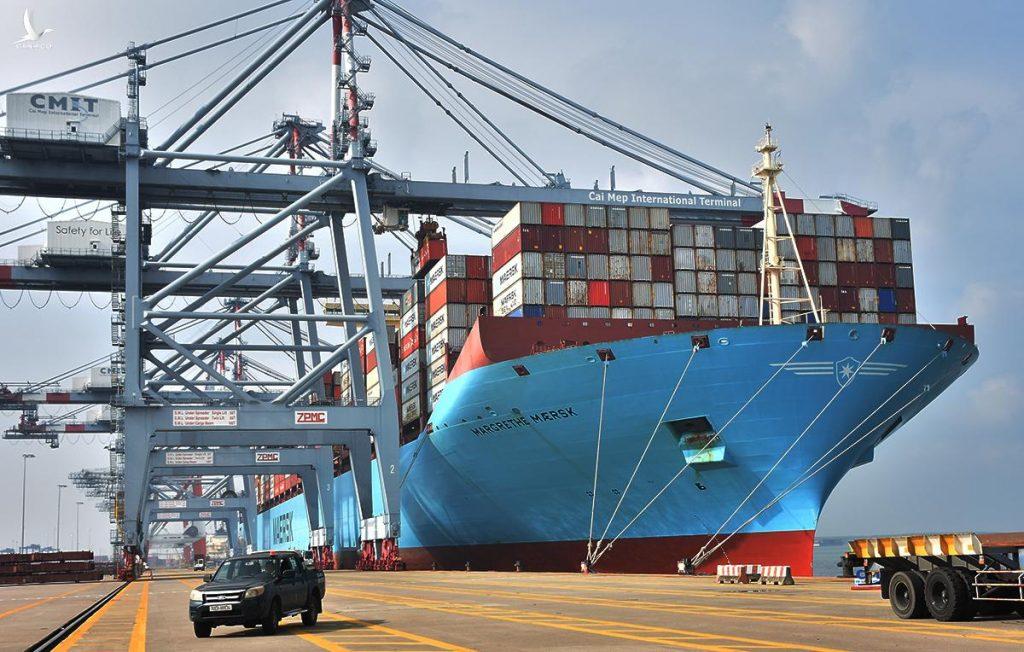 Vì sao Việt Nam chưa sản xuất container? kinhtetrithuc.vn 2