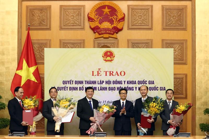 Việt Nam ra mắt Hội đồng Y khoa quốc gia đầu tiên - kinhtetrithuc.vn