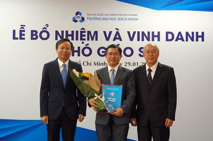 Phó giáo sư sáng chế vật liệu xanh được thế giới công nhận - kinhtetrithuc.vn 2
