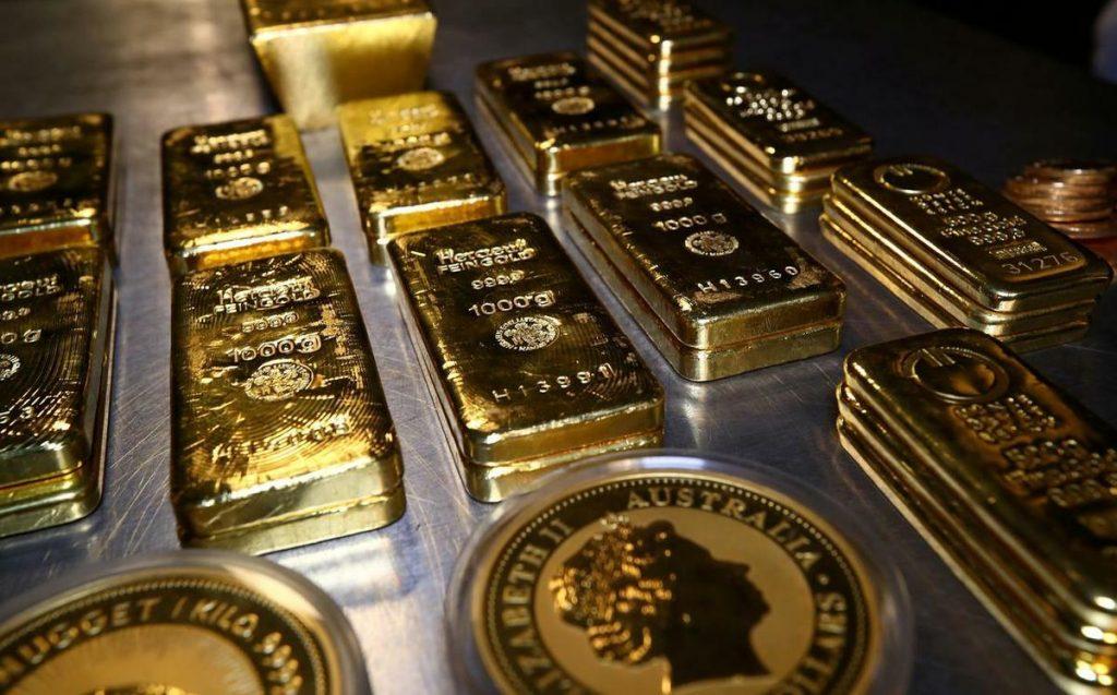 Giá vàng 1/3: tăng trở lại, phục hồi chậm kinhtetrithuc.vn