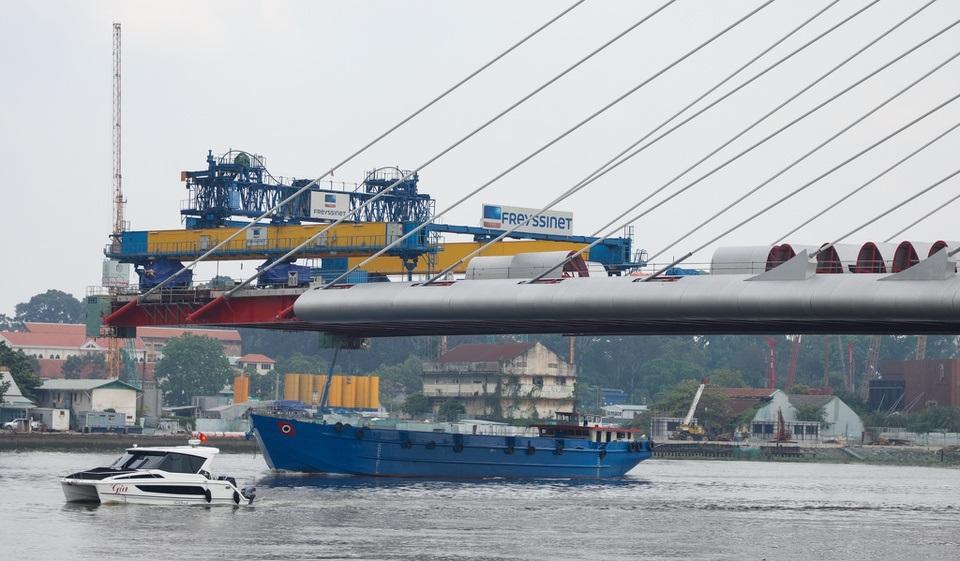Cầu Thủ Thiêm 2 vẫn chưa thi công trở lại, đối mặt nhiều rủi ro kinhtetrithuc.vn 3
