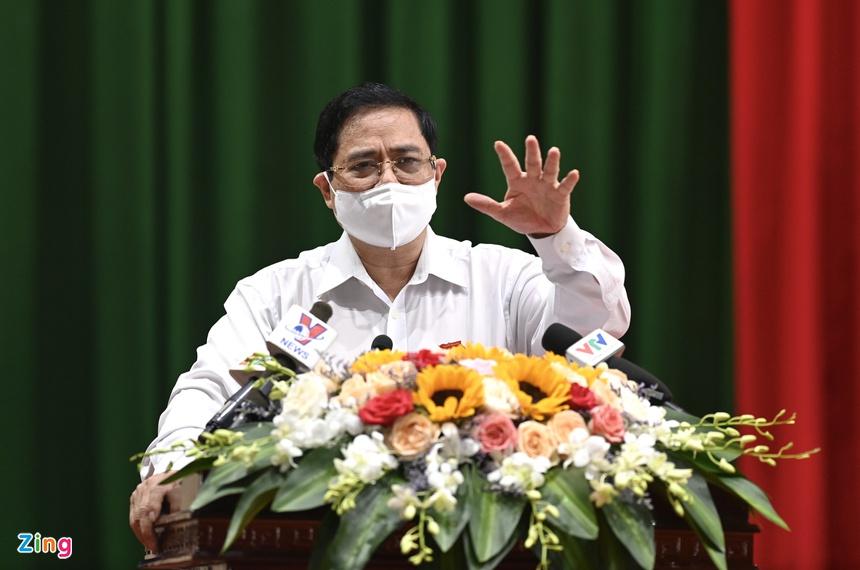 Thủ tướng Cần bình tĩnh để có giải pháp phù hợp chống dịch Covid-19 - kinhtetrithuc.vn 1