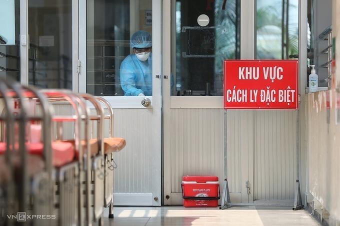 Bệnh viện Bệnh nhiệt đới TP HCM chuyển thành nơi chuyên trị Covid-19