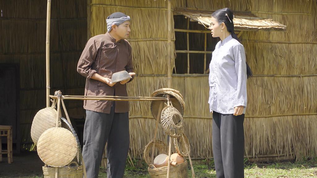 """""""Gái Khôn Được Chồng"""" Tập 17: Phương Trinh Jolie """"trắng tay"""" sau một vụ làm ăn của Huỳnh Đông"""