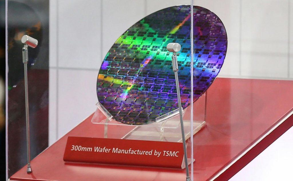 TSMC là nhà sản xuất chip hàng đầu thế giới - kinhtetrithuc.vn