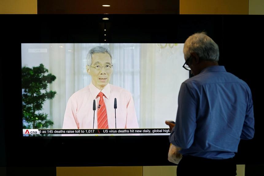 Chiến lược cầu chì để dập dịch của Singapore - kinhtetrithuc.vn 2