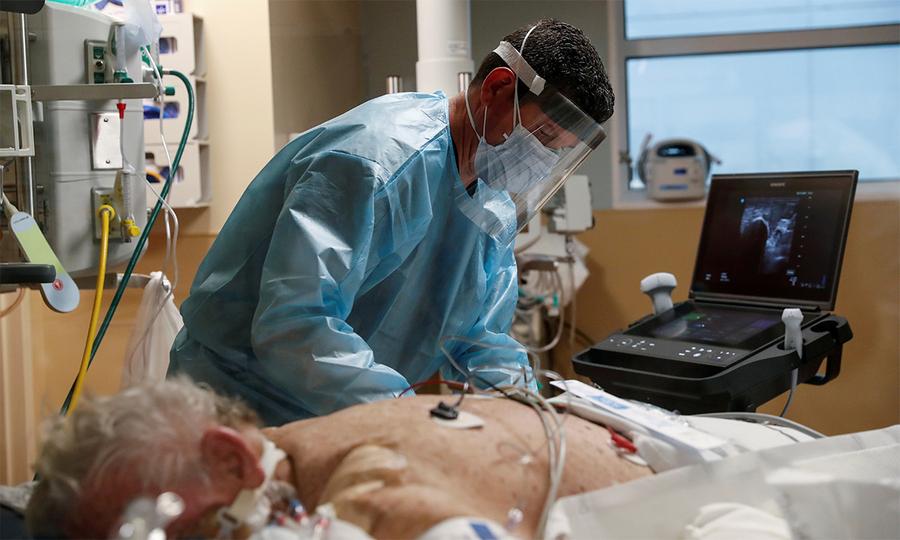 Thiếu hụt oxy thầm lặng ở bệnh nhân Covid-19 - kinhtetrithuc.vn