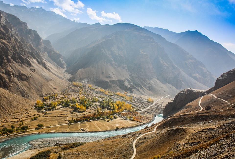 Những điểm đến tuyệt đẹp ở Afghanistan - Ảnh: Extravagabond